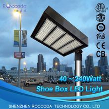 High Lumen LED Street light Induction control system Street light 160w Dustproof LED Street light