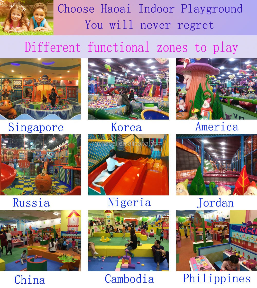 A-12317 Lovely Candy Theme Indoor Soft Play Commercial Indoor Playground Equipment For Sale