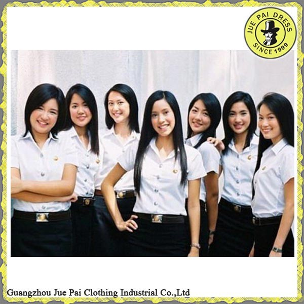 Custom Wholesale Good Quality Thailand High School Uniform