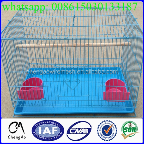 Wholesale factory pet supplies bird breeding cages