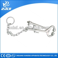 Most popular Factory Outlet farm animal Bull Holder With Chain A-type