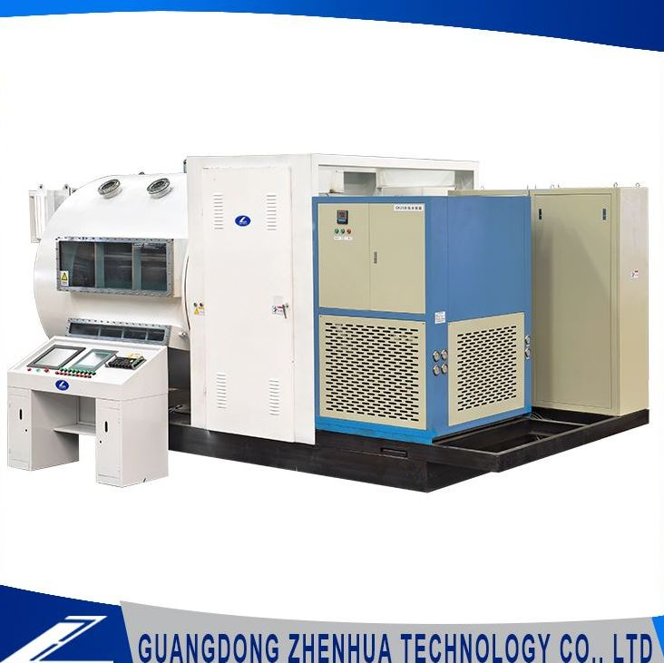 Vacuum sputtering coating equipment for thin film solar cell
