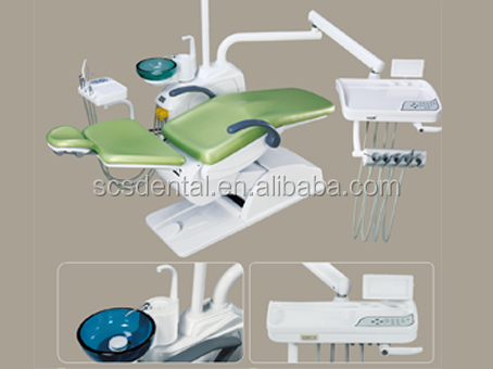 used dental chair sale/dental unit hot sale/dental instrument tray