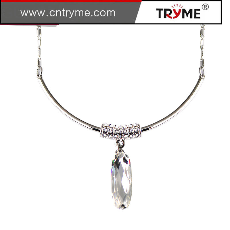 tryme.com hello kitty crystal necklace