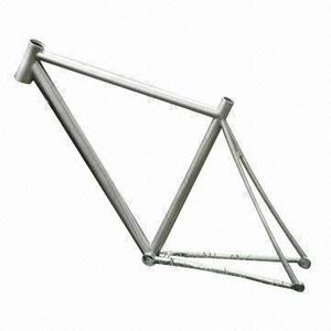 China made titanium alloy 29er mountain bike frame