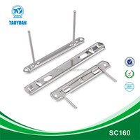 160 MM nickle spring file clip for paper file binding