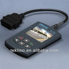 CE & FCC Certified, Tektino SA-200 Toyota Car Diagnostic Scanner