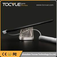 Tocvue Acrylic Smartphone Security Display Stand