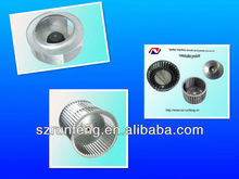 Metal centrifugal wind wheel/Centrifuge air blower fan