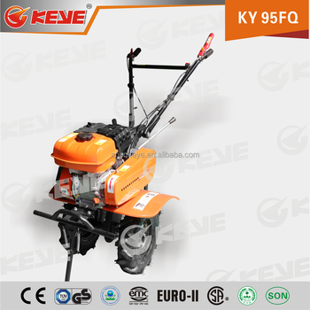 Easy to operate Belt drive 7hp high quality sifang power tiller cultivator