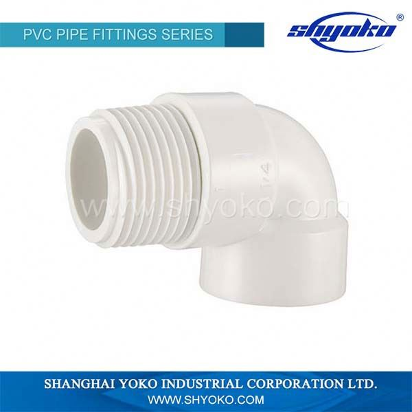 pvc fitting 45 degree elbow dimensions threaded elbow