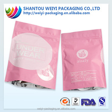 travel storage packing plastic bag for clothes packaging bag
