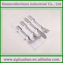 High quality bamboo cutlery set