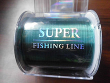 nylon material fishing line with great casting distance and durability, length/colour/diameter are optional