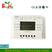 Fanghe Sunway 12/24v intelligent solar battery charge controller