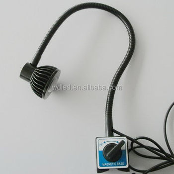 Super quality new products l24led work lamp with hook and magnet