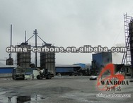 high carbon low ash Gas Calcined Anthracite Coa /Carbon Raiser--Wanboda Brand for sale