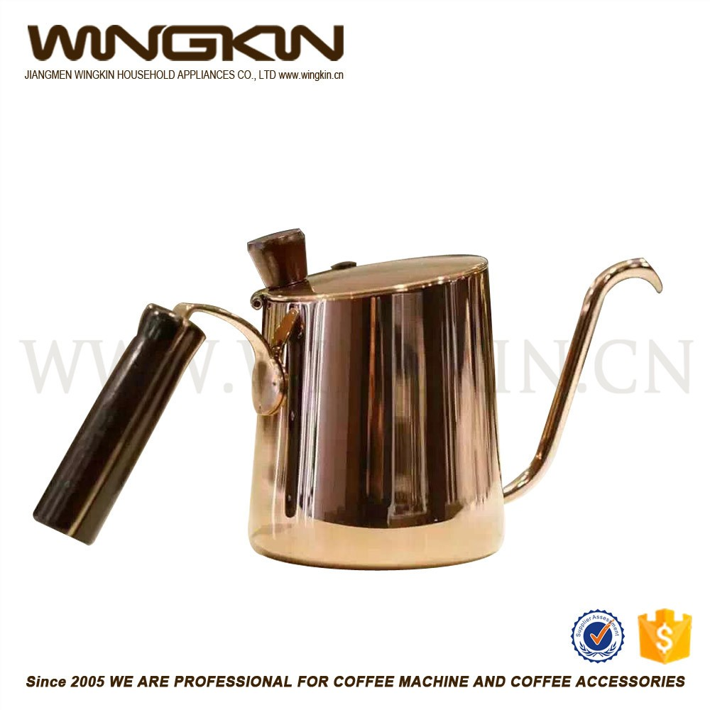 Durable new model Thai 12 oz Stainless Steel drip coffee maker for wholesales