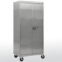 Stainless Steel Kitchen Cabinets for Kitchens and Hospital