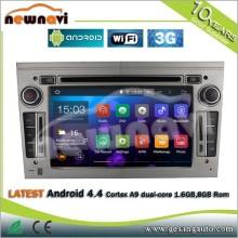 Android 4.0 System Autoradio car dvd player for OPEL ASTRA / VECTRA / ZAFIRA