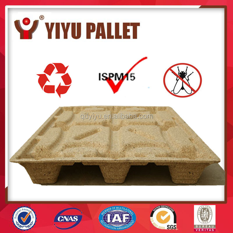Euro palet non-fumigation wood pallet and presswood pallet