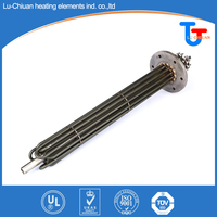 Stainless Steel Industrial Tube Electric Heating
