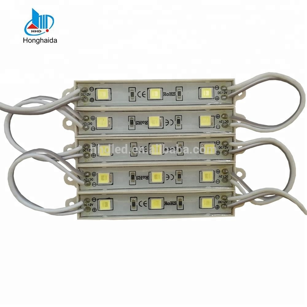 12v waterproof smd 5050 5054 led module white