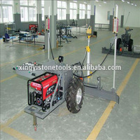 Concrete floor level machine with laser HTG-ZP
