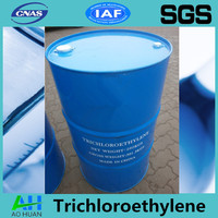 Extraction solvent for fats, waxes and tars----- Trichloroethylene, CAS No.: 79-01-6