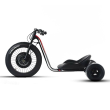 Exciting Free Motorized Battery Electric Big Wheel Drift Trike for Adults