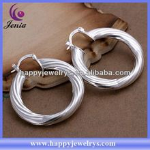 new products hot selling earring descriptions of silver bracelet CE156