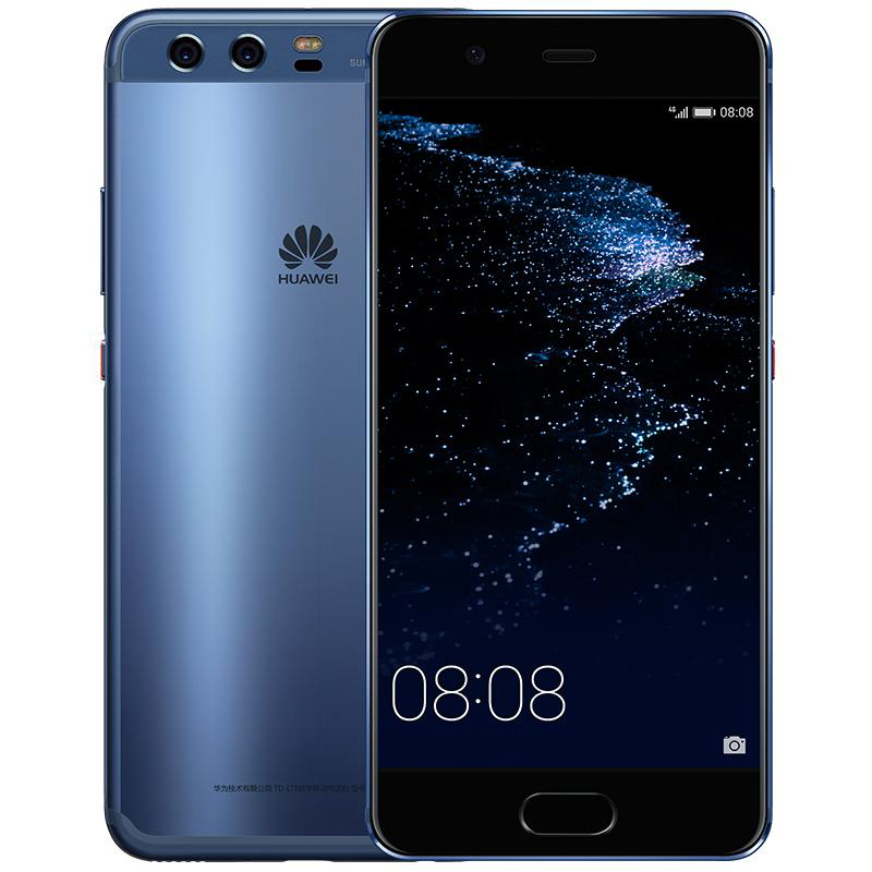Original Huawei P10 6GB RAM 64GB ROM Android 7.0 Smartphone 5.1 inch Kirin 960 Octa Core Dual SIM 20.0MP+12.0MP NFC Cell Mobile
