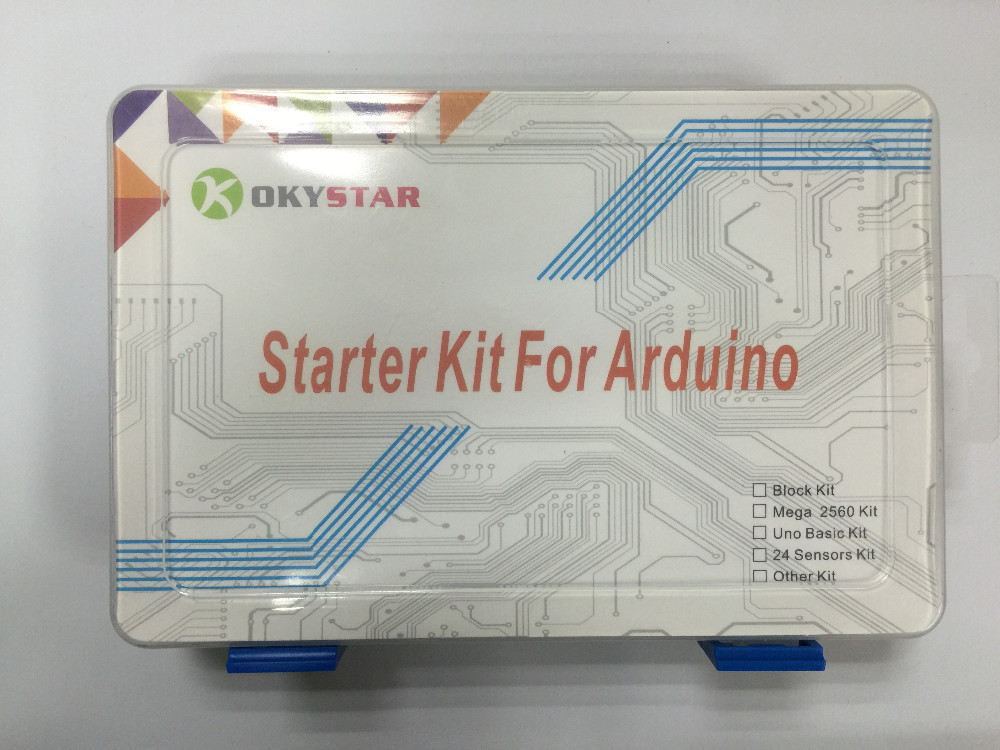 UNO R3 starter kit DIY Uno R3 starter kit for Arduino