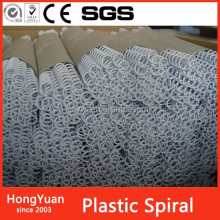 Professional Competitive stationery Plastic Spiral