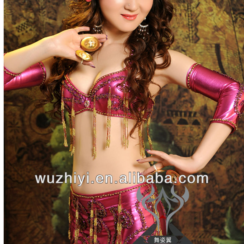 Belly Dance Costumes Finger Cymbals for Sale (DJ1007)