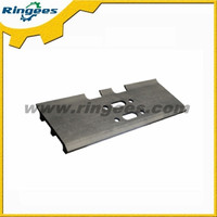 factory price high quality undercarriage parts track shoe / track plate / track pads for Volvo EC88