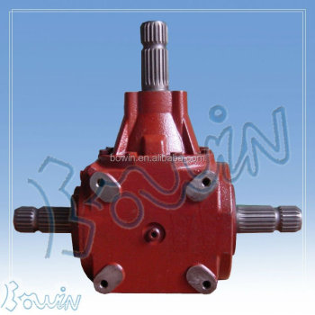 Rotary slasher Power Dividers agricultural gearbox