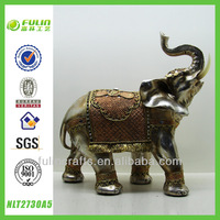 Animal Figurine Large Crafts Indoor Resin Table Elephant Gifts