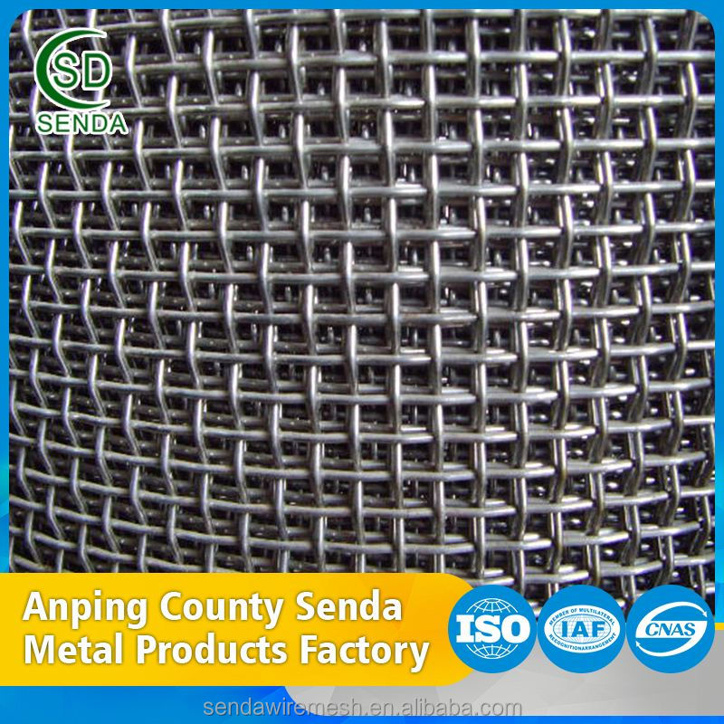 For Construction Ss 304l Stainless Still Square Wire Mesh