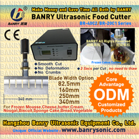 Ultrasonic pie cake cutting tool for ultrasound food cutter cake slitter ultrasonic cake cutter