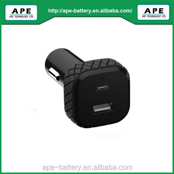 2017 New Design 45W Powerful Car Charger