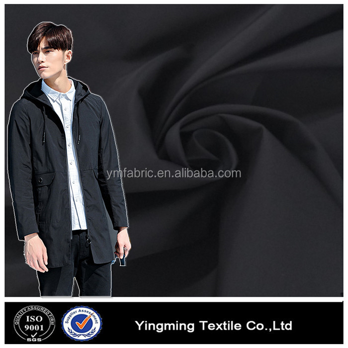 china factory 100% polyester fabric for varsity jacket
