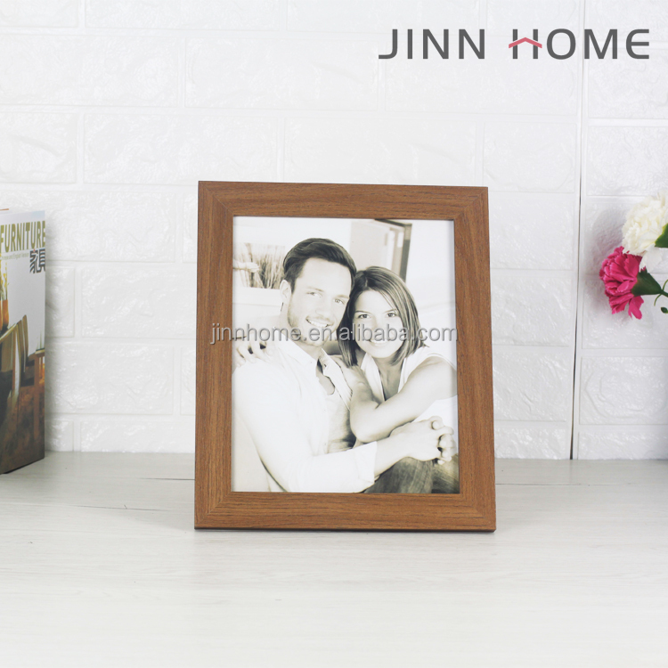 Jinnhome High Quality Showing Wood Photo Frame Love Display Picture Frame Family Decoration Table Photo Frame