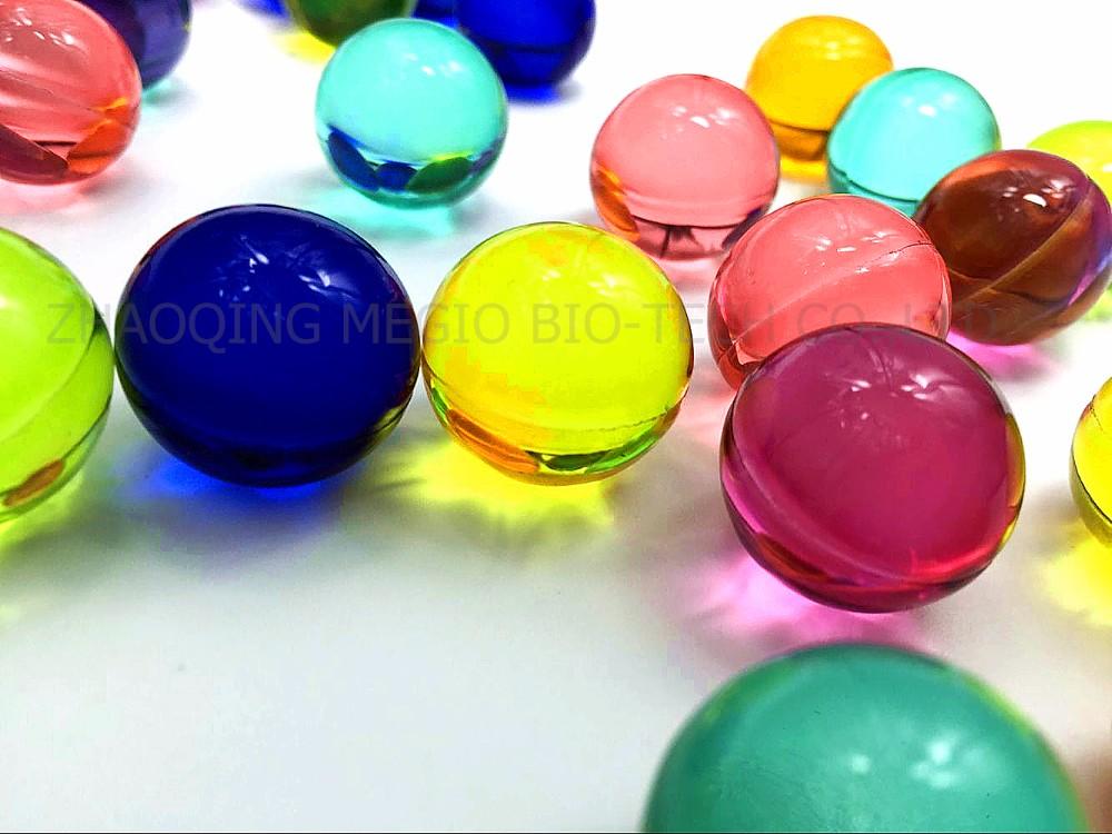 Round Bath pearls (4)
