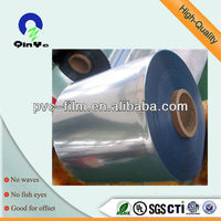 pvc anti uv transparent plastic sheet