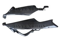 Carbon Fiber Belly Pan for GSXR600/750 06-07