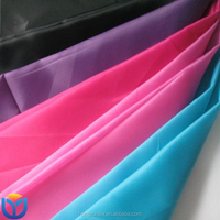 100% polyester woven colorful taffeta fabric for interlining