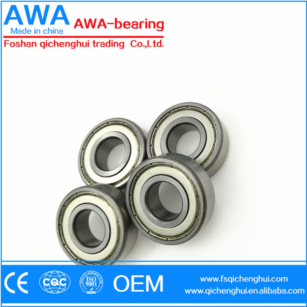 Deep Groove Bearing Ball For Ceiling Fan 6302zz 6302 2rs