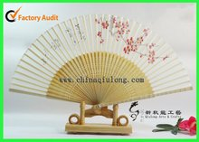 creative handmade paper fan