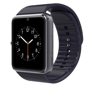 Wholesale Hot Selling GT08 Smart Watch BT Smart Watch Phone Support Sim Card and Memory Card
